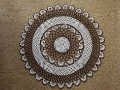 Tattyhead: Classic Doily Version 2 - all finished