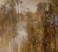 Alexander Zavarin Morning Mist