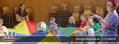 (NBG) N-ERGIE Umweltclownin besucht Kindergärten in der Region - http://metropoljournal.de/?p=8791