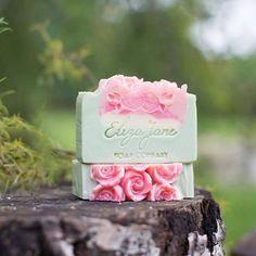 Cottage Garden is an all time favorite soap bar and we rarely have it in Stock ❤ . . . #etsy #etsycanada #etsyalberta #canadian #alberta #reddeer #yyc #yeg #lush #bathbody #pretty #cottagegarden #roses #beautiful #wholesale #custom #pretty #madeinalberta #selfie #artisansoap #coldprocess #win #free #freestuff #natural #handmade #winning #lovely #vancity #toronto