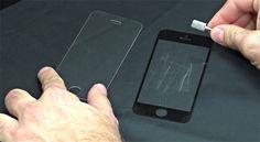 iPhone 6 Sapphire Glass Vs Gorilla Glass - Durability Test [Video] | Redmond Pie