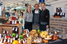 Brighton & Hove Food Festival Big Sussex Market