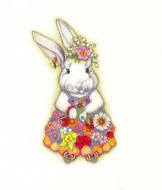 Tracey Paul's Gorgeous Easter Bunny