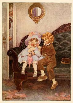 019-Dickens's children 1912- Jessie Willcox Smith