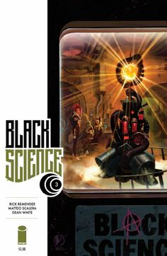 Black Science #3; Preview - Backwards Compatible