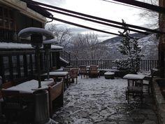 Enero... nuestro hotel se viste de blanco!