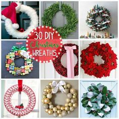 Awesome Christmas Wreath Making Ideas For You