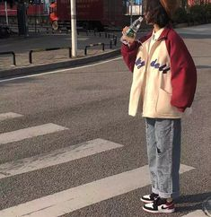 Swag Outfits, Retro Outfits, Cool Outfits, Fashion Outfits, Mode Streetwear, Looks Cool, Aesthetic Clothes, Korean Fashion, Ideias Fashion