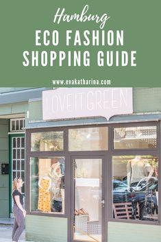 Die besten Eco und Fair Fashion Läden in Hamburg - für ein nachhaltigeres Leben!