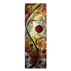 Amazon.com: Lollipop Land Metal Wall Art - 8W x 23.5H in.: Patio, Lawn & Garden