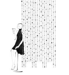 Calme by Yoco http://www.dutchuncle.co.uk/yoco-fashion-illustrations