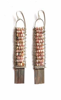 Handmade Earrings | demimondejewelry on Etsy