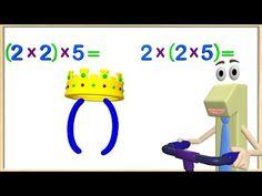 Multiplication Associative Property - YouTube