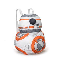 Carry your school books in style with this Star Wars: Episode VII - The Force Awakens Back Buddy. You will always have a droid with you and he will carry Star Wars Stormtrooper, Star Wars Bb8, Darth Vader, Star Trek, Peluche Star Wars, Mochila Star Wars, Disney Pixar, Star Wars Dark, Star Wars Backpack