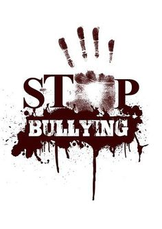 To stop bullying :')