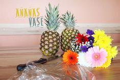 Material Ananas Vase