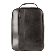 Samsonite-Mover-LTH-Leather-15-6-034-Laptop-Backpack-Black