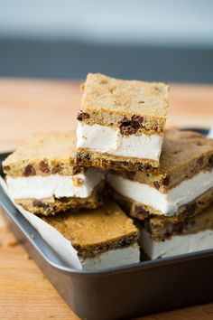 Ice Cream Sandwiches for a Crowd