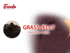Buy Grass Jelly Powder At $ 39.95-Fanale