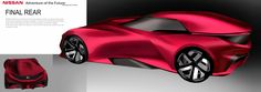 NISSAN Adventure of the Future Shooting Brake Concept on Behance