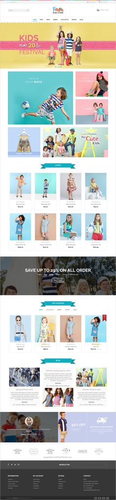 sh - Responsive Opencart Theme by TemplateManiacs on ThemeForest. Fabish is an advanced Opencart theme which is fully customizable and designed for multipurpose : Fashion, Furniture, . Homepage Layout, Website Layout, Website Themes, Web Design Tips, Web Design Company, Website Design Inspiration, Pag Web, Ecommerce Website Design, Ecommerce Websites