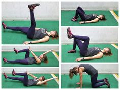 stop letting your low back take over. core activation. lower ab exercises.