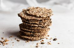 Healthy snack of seed crackers by Nadine Greeff for Stocksy United – Meal prep …. Healthy Snack of Seed Crackers by Nadine Greeff for Stocksy United – Food Preparation … – Pregnancy – Keto Snacks, Healthy Snacks, Healthy Eating, Healthy Crackers, Moroccan Vegetables, Foods To Balance Hormones, Seed Cookies, Acquired Taste, Pregnancy Health