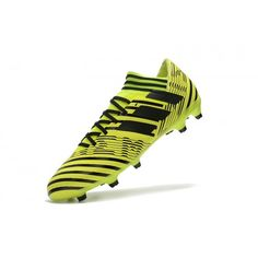 Adidas Nemeziz 17.1 FG - Discount Adidas Nemeziz 17.1 FG Mens Yellow Black  Football Boots Outlet 4a02c3ca5c4