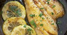 This simple, classic French preparation of brown butter, lemon, and parsley, is an easy way to enjoy any succulent, delicately-flavored fish.