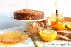 Quem gosta de uma torrada com requeijão e compota? E se tivermos estes dois ingredientes num bolinho rico e aromático?