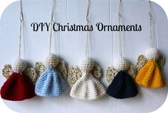 ¡¿...de Iaies?!: Christmas DIY...Angel ornaments