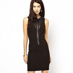 95a839d43d   59.95  SouthStore Sexy Mesh Splice Backless Sleevless Cherrykeke Dress.  Southstore Women s ...