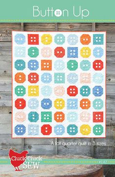 Button Up quilt pattern