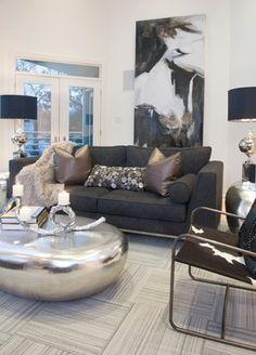carpets with gray sofa in glamorous decor - חיפוש ב-Google