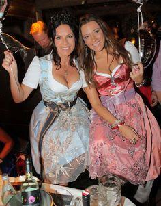 German Oktoberfest, Oktoberfest Outfit, Drindl Dress, October Festival, Beer Maid, Cult Of Personality, Beer Girl, German Women, Beer Festival