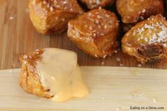Best Recipe for Cheese Sauce for Pretzels - only two ingredients to make this cheese - perfect for dipping your soft pretzels. Pretzel Dip Recipes, Easy Cheese, Soft Pretzels, Cheese Sauce, Cheese Recipes, Good Food, Easy Meals, Appetizers, Snacks