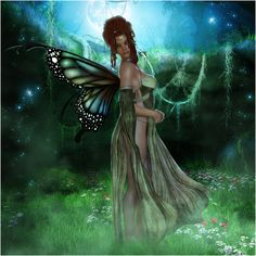 Fairy Glade by patslash on DeviantArt