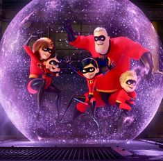 6 Reasons You Absolutely Need to Take Your Kids to Disney/Pixar's The Incredibles 2 Disney Incredibles, Disney Pixar, Disney Memes, Incredibles 2 Characters, Walt Disney, The Incredibles 2004, Disney And Dreamworks, Disney Art, Disney Characters