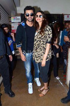 The Dashing Tamasha Couple: Ranbir and Deepika are a Sight For Sore Eyes!