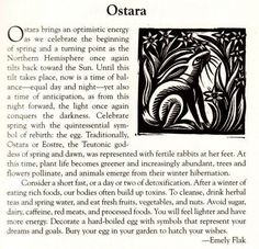 Ostara history and traditions by Emely Flak