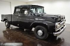 1960 Ford F-250 Crew Cab For Sale