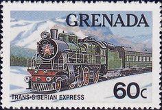 Grenada, Trans-Siberian Express