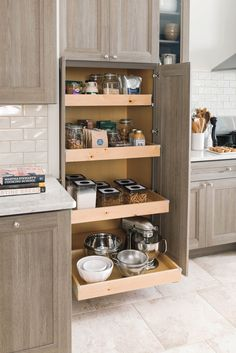 Everything you wanted to know about kitchen design and organization in one place.