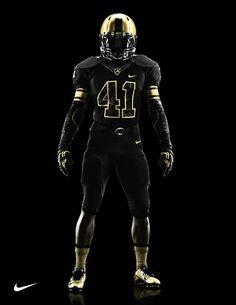 Army Nike Football Uniforms - Pretty Sick