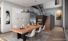 Havalı Yemek Odası Tasarımları Bugün sizlerle yemek odası dünyasına yepyeni bir pencereden bakacağız. Evinizin havasını değiştiren bu tasarımlar hem rahat hem de ultramodern. Farklı yemek odası dekorasyonu isteyenler için alternatif fikirler sunabilecek modeller. Mobilya dünyasında ufkunuzu açacak tasarımları görmeye hazır mı ... http://www.yemekodasi.com/havali-yemek-odasi-tasarimlari/ #ModernYemekOdası, #YemekOdasıDekorasyonu, #YemekOdasıMo