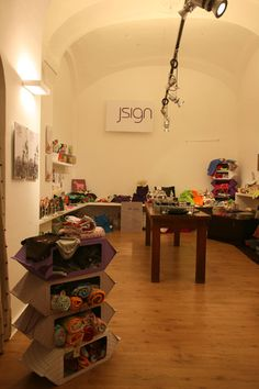 www.jsign.info - the concept store