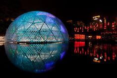 Hemisphere lantern 1, Victoria Park, Hong Kong by Alcuin Lai on 500px