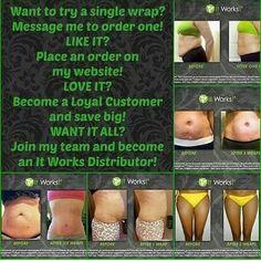 Like it, love it, want it all!! Wrapbytamara.myitworks.com Facebook.com/wrapbytamara (408) 204-1704 call or text Kik- WrapStar10213