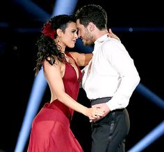 """Rumer Willis, Val Chmerkovskiy Covering """"Toxic"""" for DWTS Finale Dance - Us Weekly"""
