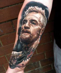 Amazing tattoo portrait!!